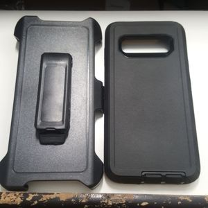 Case for samsung galaxy s10 color black new